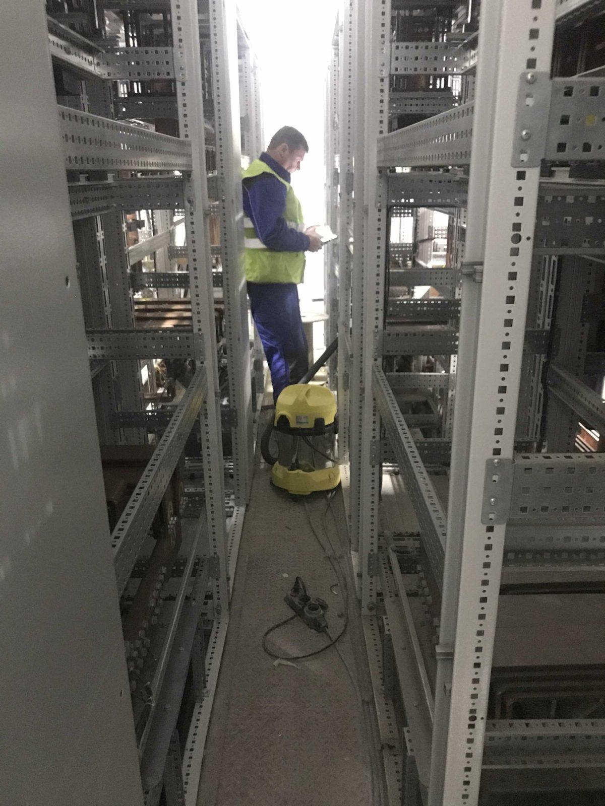 Обслуживание трансформаторной подстанции