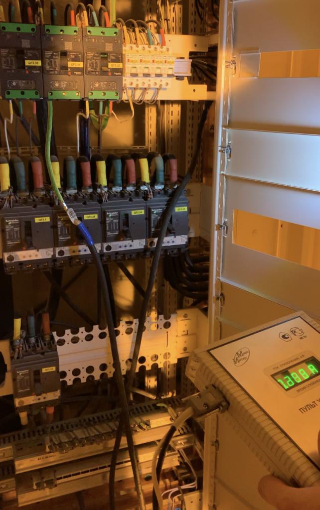 Испытание автоматических выключателей Москва