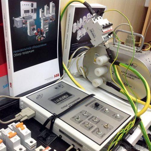 Испытание автоматическ4их выключателей